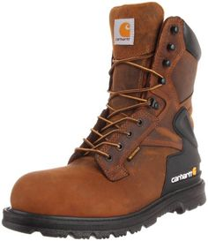 Carhartt Men`s CMW8200 8 ST Work Boot - List price: $174.99 Price: $148.99 Saving: $26.00 (15%) + Free Shipping