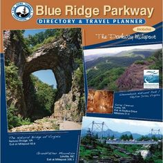Drive the Blue Ridge Parkway, and stop a lot along the way!
