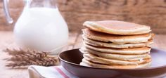 Rice Pancakes: 5 Easy, Healthy and Appetizing Recipes - BimbyLikeRecepies - Delicious Pancakes Rice Pancakes, Tasty Pancakes, Gula, Easy, Breakfast, Healthy, Food, Savory Pancakes, Food Processor