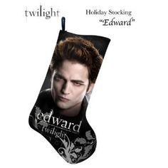 "Twilight ""Edward"" Stocking (Toy) http://postteenageliving.com/amazon.php?p=B001LDJUUG"