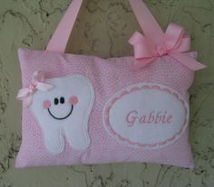 tooth fairy pillow pattern - Google Search