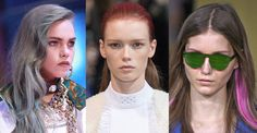 With wet-look hair, neo-plaits and crazy curls, get ahead of the game with our picks of the hair trends that are bound to take shape next summer.