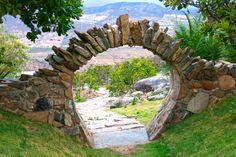 Portal | Pousada da Pedra Grande, RN - A Pousada da Pedra Grande fica em Monte…