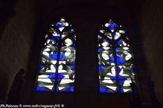 Le plus grand ensemble de vitraux contemporains d'Europe à Nevers