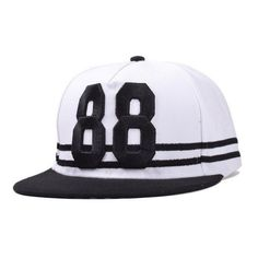 Unisex Snapback Adjustable Baseball Sport Cap Hip Hop Hat ($7.56) ❤ liked on Polyvore featuring accessories, hats, summer hats, sports cap, snap back hats, adjustable hats and adjustable baseball hats