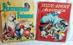 Vintage Children's Books by KathleenNCo on Etsy