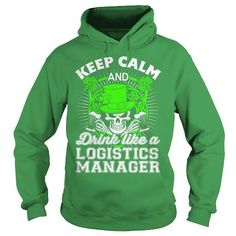 Logistics Manager T-Shirts, Hoodies (39.95$ ==► Order Here!)