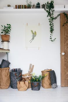 Indoor Garden Ideas for Even the Smallest Spaces! by Kimberly Duran | The Oak Furniture Land Blog