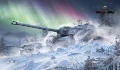 Hämta bilder WoT, World of Tanks, tankar, vinter Tank Wallpaper, Background Hd Wallpaper, Wallpaper Art, World Of Tanks Game, Norwegian Army, Battle Tank, Panzer, Military Art, Star Wars Art