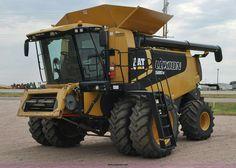 CAT Lexion 580R Combine