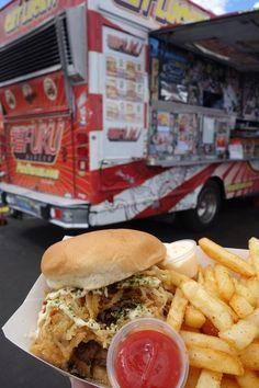 5 Cities, 15 Food Trucks: We've Got the Best Meals on Wheels in the U. Las Vegas, Best Food Trucks, Meals On Wheels, Asian Recipes, Ethnic Recipes, Diners, Foodie Travel, Farm Life, Street Food