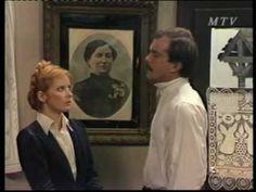 A tanítónő (1988) - Kubik Anna, Bubik István Anna, Tv, Painting, Television Set, Painting Art, Paintings, Painted Canvas, Drawings, Television