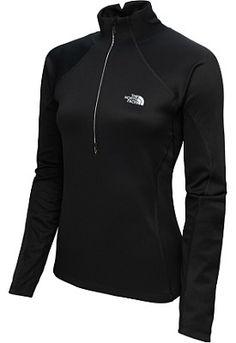 THE NORTH FACE Women's Momentum Thermal Half-Zip Fleece Pullover