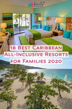 Ready to book an all-inclusive family vacation in the Caribbean? We've chosen the best all inclusive Caribbean family resorts for Located right on the beach, these dreamy resorts have rave revie Best Carribean Vacation, All Inclusive Carribean Resorts, Caribbean Resort, All Inclusive Vacations, Beach Resorts, Caribbean Vacations, Best Family Resorts, Best Resorts For Kids, Best Vacation Destinations