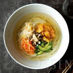 전통 음식 연구가 박서란의 맛있는 계절 밥상 - 여름 국수 잔치국수