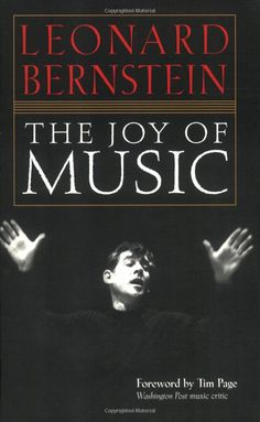 The Joy of Music: Leonard Bernstein. Will make you really appreciate music in all its shades.
