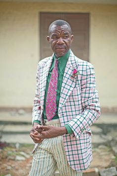 La sape, classic people that we need to look up to, the fashion is tooo surreal