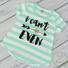 nice I Can't Even Shirt Baby Girl Clothes Hipster Girl Clothes Baby Shower Gift Trendy Girl Clothes 053