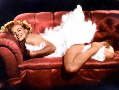 vintage everyday: 38 Rare Color Photos of 'Smiling' Marilyn Monroe that You May Have Never Seen Before