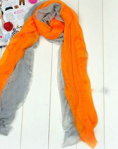 darling autumn accessory. only seven bucks for two! Bohemian Scarf. $3.49, via Etsy.