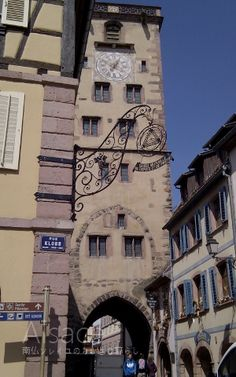 Alsace - Ribeauville