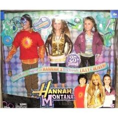 Hannah montana lilly and oliver start hookup