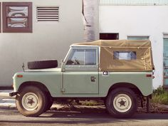 Defenders #LandRover #Icon