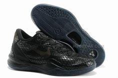 pretty nice 1b829 76793 Nike Zoom Kobe 8 EXT Snake Black Gold, Price   79.00 - Air Jordan Shoes,  Michael Jordan Shoes