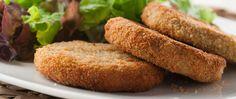 Milanesitas de lentejas | Las mejores recetas saludables encontralas en Viví Nestlé
