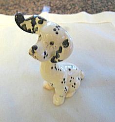 Vintage Beswick England dalmation dog figurine for sale at More Than McCoy on TIAS!