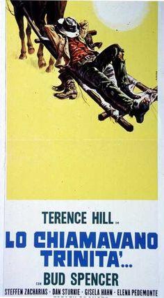 Lo chiamavano Trinità... (1970) | FilmTV.it