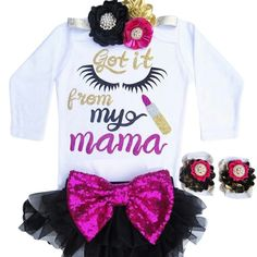 Perfect for your doll to wear for Mother's Day!