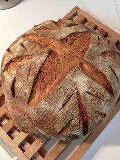 Pane di semola rimacinata con #licoli