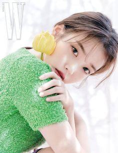 """IU latest magazine photoshoot with W KOREA.💕❤️ An stunning beauty of her. Gong Yoo, K Pop, Iu Gif, W Korea, Head & Shoulders, Korean Actresses, Cute Faces, Videos Funny, Korean Singer"