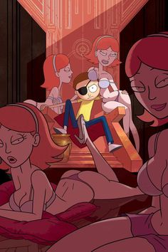 This could be an episode when Morty's and Jessica's relationship is put to the test. Evil Morty  (aka: The Almighty Morty) is recruiting Mortys to destroy Ricks, and Jessicas are used as sex slaves. Rick says that Mortys use Jessicas as toys, while Jessicas are gold diggers. This upsets Jessica because she truly loves Morty, and Morty wants to fix their relationship. They meet their chronenberg counterparts for help. This makes Morty relieved because now he knows that the Jessica from his…