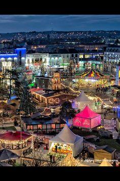 Galway Christmas market 2014