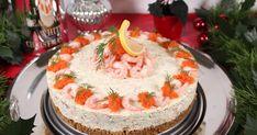 Denna räkcheesecake är med för andra gången på vårt julbord och har blivit en stor favorit. Den går att förbereda dagen innan och funkar bå...