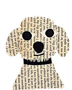 bichon paste piece