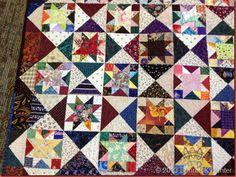 AZ_Jan22013 215 Bonnie Hunter Quiltville.com. My next red and white quilt