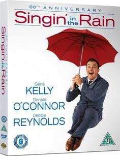 Singin' in the Rain - 60th Anniversary Ultimate Collector's Edition Blu-ray + DVD bonus features 1952 Region Free: Amazon.co.uk: Gene Kelly, Donald O'Connor, Debbie Reynolds: DVD & Blu-ray