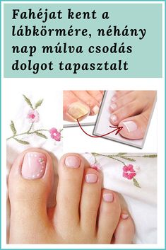 Fahéjat kent a lábkörmére, néhány nap múlva csodás dolgot tapasztalt Good To Know, Health, Therapy, Diet, How To Lose Weight, Salud, Health Care, Healthy