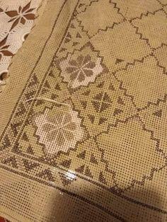 Embroidery Patterns, Cross Stitch Patterns, Cross Stitching, Blackwork, Alphabet, Bohemian Rug, Rugs, Fabric, Crafts