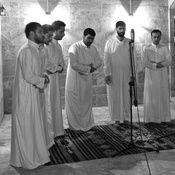 Between 2006 and 2010, Jason Hamacher made many trips to Syria to photograph and record ancient chants. @npr