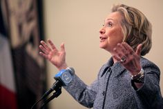 Clinton: I did not send or get classified emails on private account