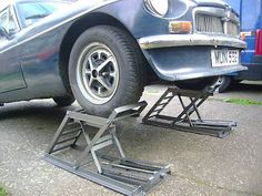 Image result for car ramps