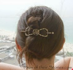 Sum of their Stories: Lilla Rose Flexi-Clip Review and Giveaway