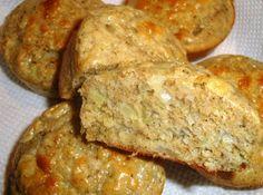 Dieta Dukan Receitas: Pão de cebola Dukan