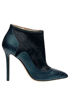 Elie Saab High Ankle Boots 2014 Fall-Winter #Shoes #Heels #Booties