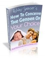 A book on how to choose your baby gender happy reading