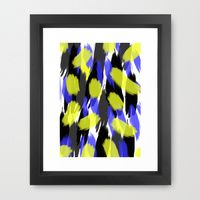 Framed Art Print featuring Victoria by Gonpart